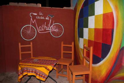 La Casa De Matilde照片