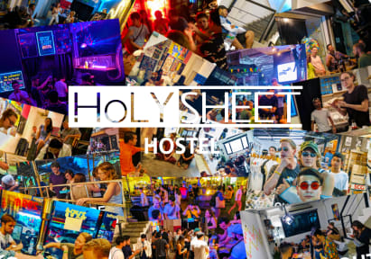 Photos of HOLY SHEET Hostel