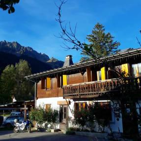 Fotky Chalet-Gite Chamoniard Volant Hostel Chamonix