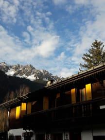 Chalet-Gite Chamoniard Volant Hostel Chamonix tesisinden Fotoğraflar