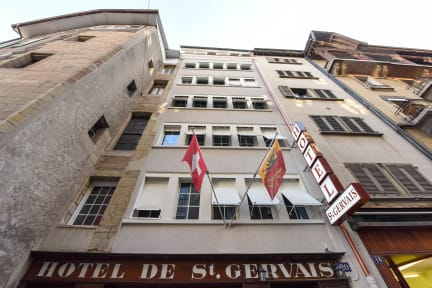 Photos of Hotel St-Gervais