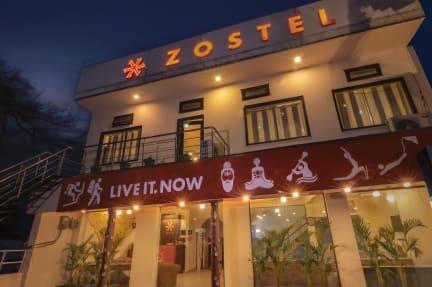 Foto's van Zostel Rishikesh