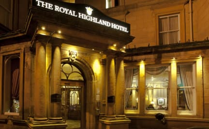 Kuvia paikasta: The Royal Highland Hotel
