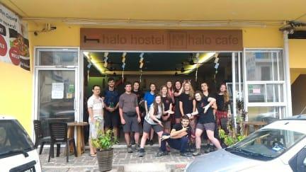 Fotografias de Halo Hostel