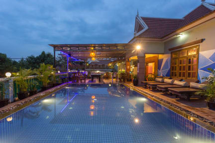 HI Siem Reap Boutique Hostel照片