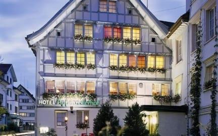 Idyllhotel Appenzellerhof照片