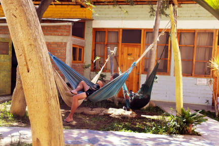 Foto di Palosanto Backpackers