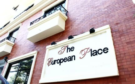 The European Placeの写真