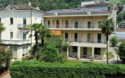 Foto's van Locarno Youth Hostel