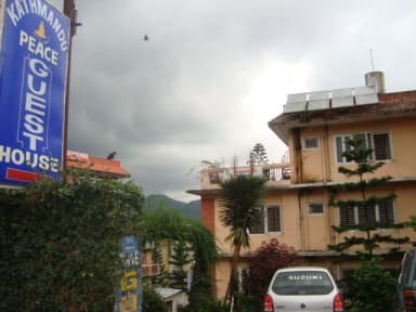 Fotky Kathmandu Peace Guest House