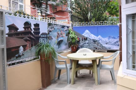 Photos of Kathmandu Peace Guest House