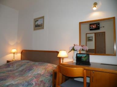 Foton av Apartment Pension Rideg