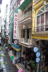 Hanoi Vietnam Backpacker Hostels Originalの写真