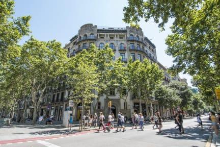 Safestay Barcelona Passeig de Gràcia tesisinden Fotoğraflar