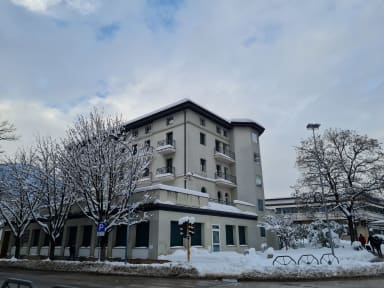 Foton av New International Youth Hostel Giovane Europa