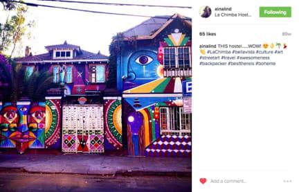 Bilder av La Chimba Hostel