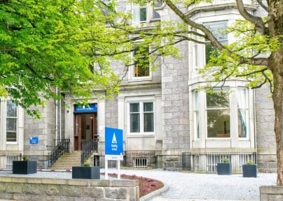 Foto's van Aberdeen Youth Hostel