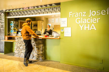 Photos of YHA Franz Josef