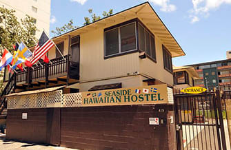 Fotky Seaside Hawaiian Hostel Waikiki