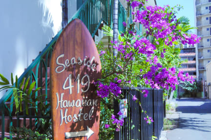 Foton av Seaside Hawaiian Hostel Waikiki