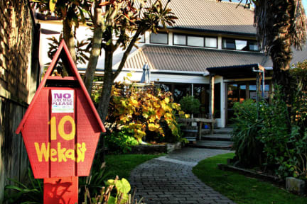 Kuvia paikasta: Tasman Bay Backpackers