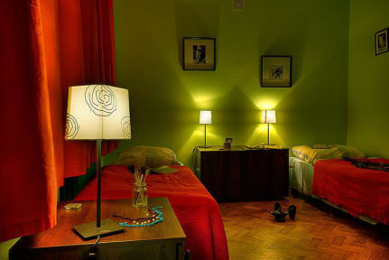 Zdjęcia nagrodzone Hostel Helvetia