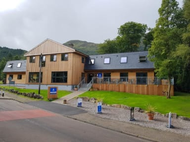 Foto di Glen Nevis Youth Hostel
