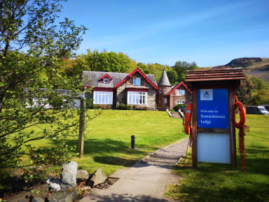 Foto di Rowardennan Lodge Youth Hostel