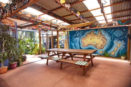 Fotografias de Ozzie Pozzie Backpackers Port Macquarie YHA