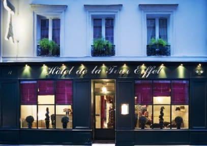 Foto di Hotel de la Tour Eiffel