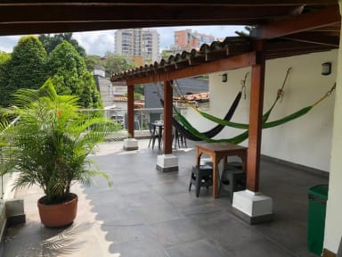 Fotky Black Sheep Hostel Medellin