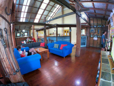 Foton av Woolshed Eco Lodge