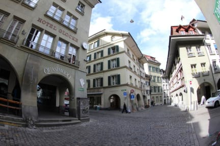 Bern Backpackers Hotel&Hostel Glocke照片