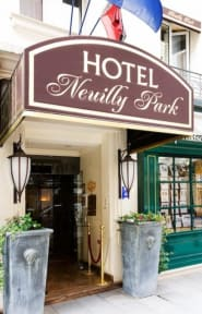 Foto di Neuilly Park Hotel Porte Maillot