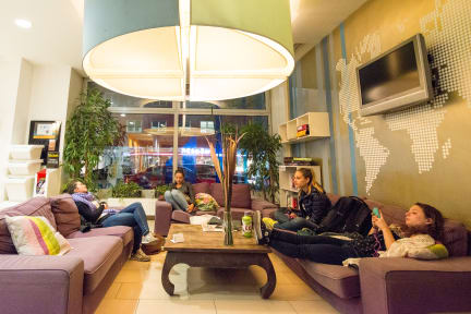 Bilder av Wombats City Hostel Vienna - The Lounge