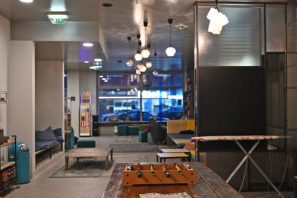 Foto di Wombats City Hostel Vienna - The Lounge