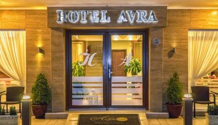 Foto's van Hotel Avra