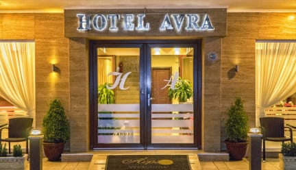 Фотографии Hotel Avra