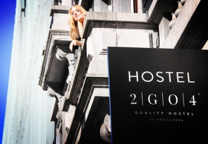 Brussels 2GO4 Quality Hostel City Centreの写真