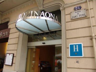 Fotky Hotel Urquinaona