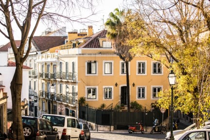 Foton av Oasis Backpackers Mansion Lisboa