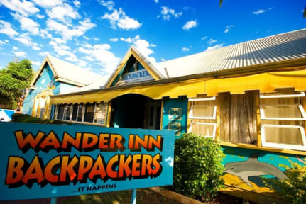 Fotky Wander Inn Backpackers