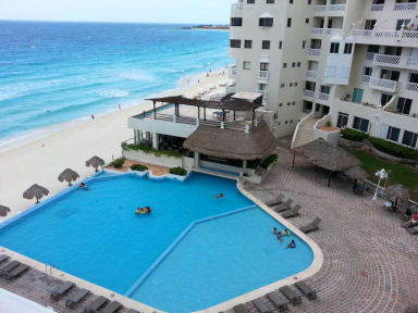 Cancun Plaza Condo Hotel照片