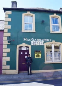 Fotky Macgabhainns Backpackers Kilkenny