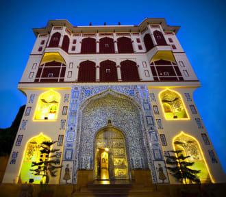 Fotky Umaid Mahal