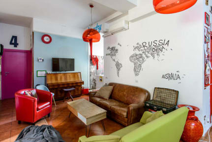 Foto di Hostel of the Sun