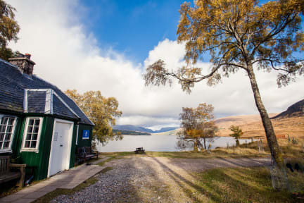 Foto di Loch Ossian Youth Hostel