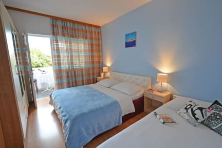 Foton av Rooms Sunce Residence Supetar