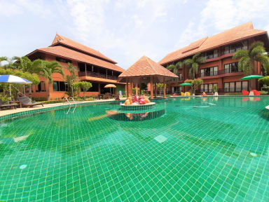 Fotky Andamanee Boutique Resort