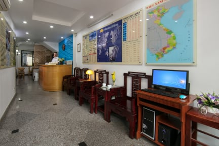 Little Hanoi Hostel Le Thai To照片